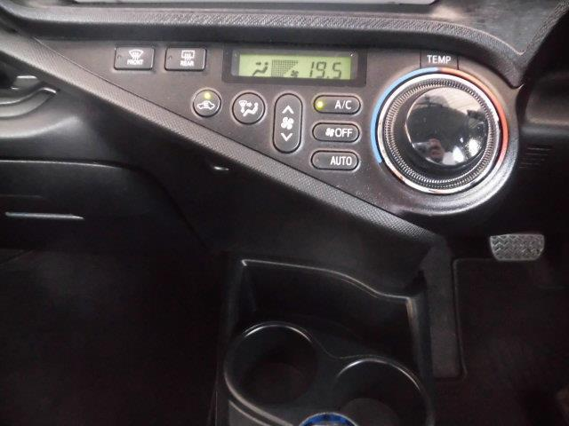 トヨタ アクア G シートヒーター ワンセグナビ バックカメラ スマートキー