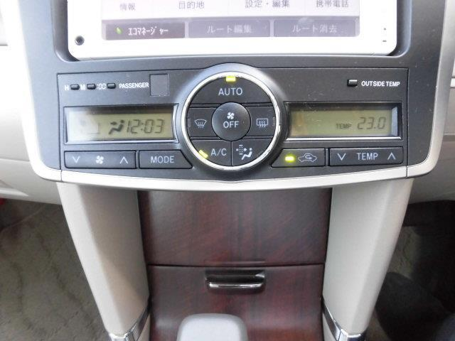 トヨタ プレミオ 1.8X Lパッケージ ワンセグナビ バックカメラ