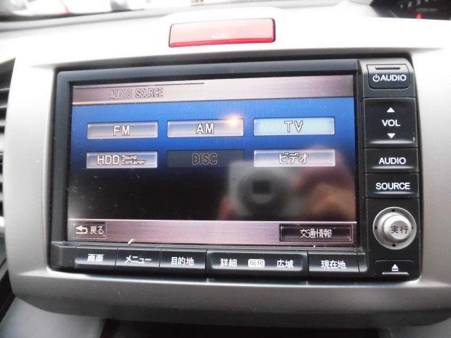 G エアロ HDDナビ バックカメラ 片側電動スライドドア(7枚目)