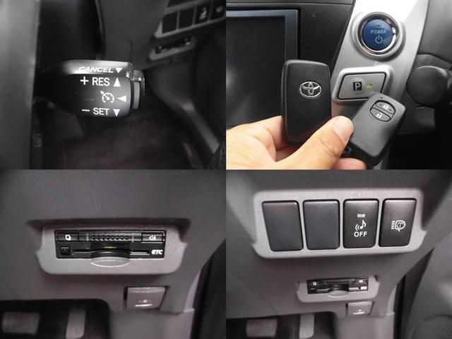 クルーズコントロール付き☆速度を設定するとアクセルを踏まなくても一定の速度で走ることができます。高速道路ではとても便利な装置ですよ!!