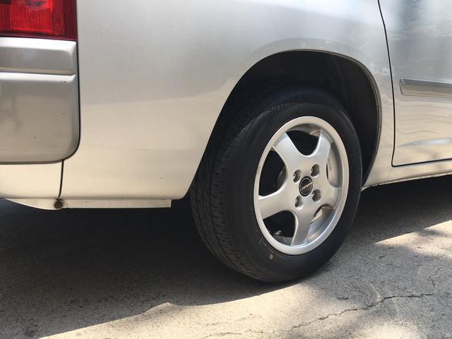 トヨタ サクシードワゴン TX Gパッケージ CD キーレスエントリー 14インチAW