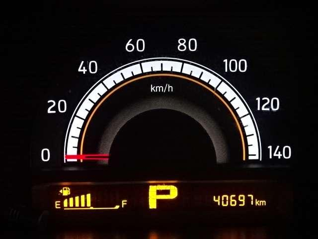 【メーターパネル】見やすいメーター配置は安全運転にもつながります
