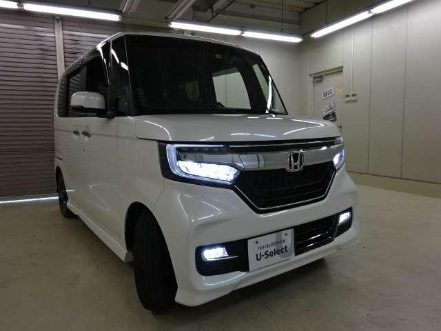 G・EXターボホンダセンシング ナビ Rカメラ LED 当社(12枚目)
