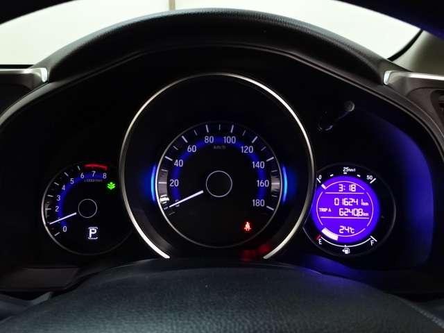 13G・F ワンオーナー CD スマートキー 横滑り防止 CDオーディオ スマートキー 盗難防止装置 ABS キーフリー フルオートエアコン 1オナ車 i-STOP(7枚目)