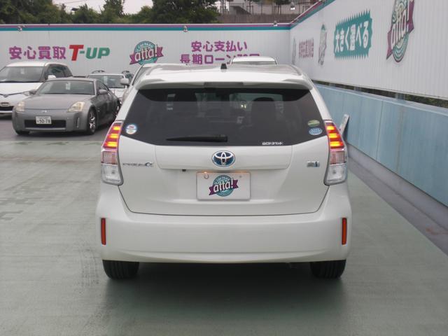 トヨタ プリウスアルファ G
