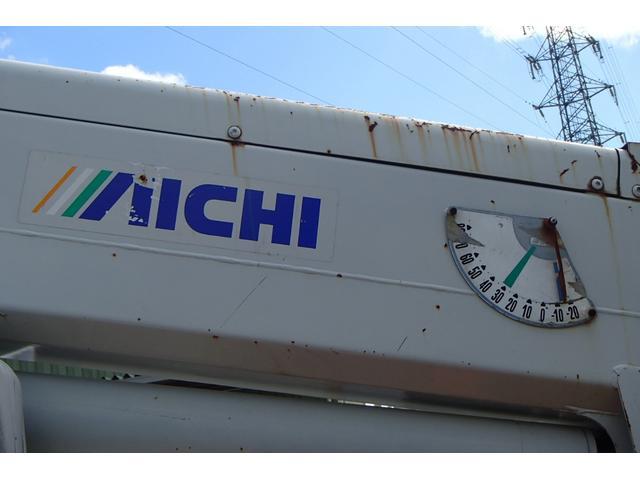 三菱ふそう キャンター 高所作業車 アイチ SH106 基本装備 5速MT