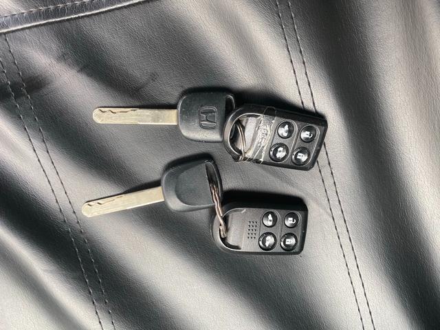 標準装備の「キーレス」。キーを所持していれば、ドアの開錠&施錠が楽々行えます!