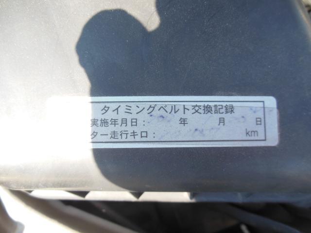 RS ターボ Tベル交換済 純正アルミ 5MT(19枚目)