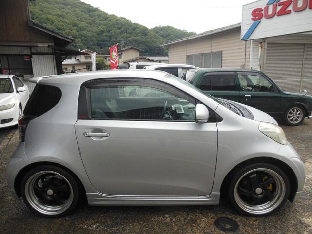 「トヨタ」「iQ」「コンパクトカー」「広島県」の中古車5