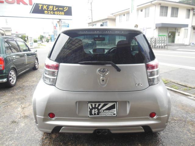 「トヨタ」「iQ」「コンパクトカー」「広島県」の中古車7