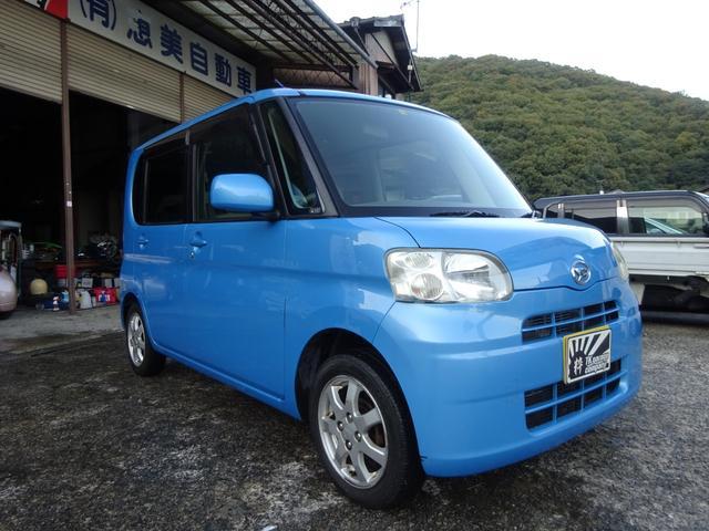 「ダイハツ」「タント」「コンパクトカー」「広島県」の中古車3