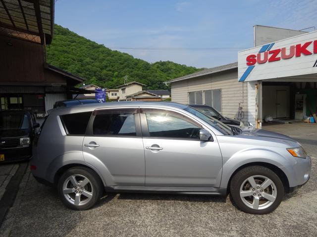 「三菱」「アウトランダー」「SUV・クロカン」「広島県」の中古車4