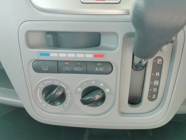 FX アルミホイール オートマ ダッシュオートマ キーレス 電格ミラー シルバー オーディオ エアコン フル装備 社用車 プライベート ベンチシート フルフラット タイミングチェーン チェーン式 スズキ(43枚目)