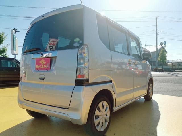 G 両側スライドドア ナビ フルセグ Bluetooth スライドドア Nシリーズ 軽自動車 オートエアコン スマートキー DVD再生 ファミリーカー ベンチシート CVT 社用車 ロードサービス 保証付(10枚目)