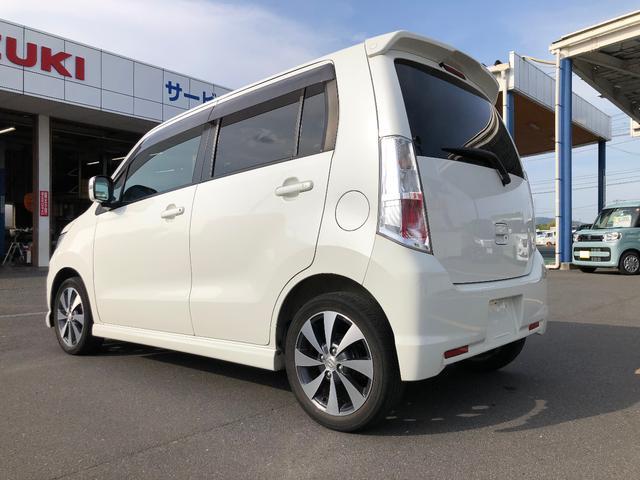 「スズキ」「ワゴンRスティングレー」「コンパクトカー」「岡山県」の中古車5