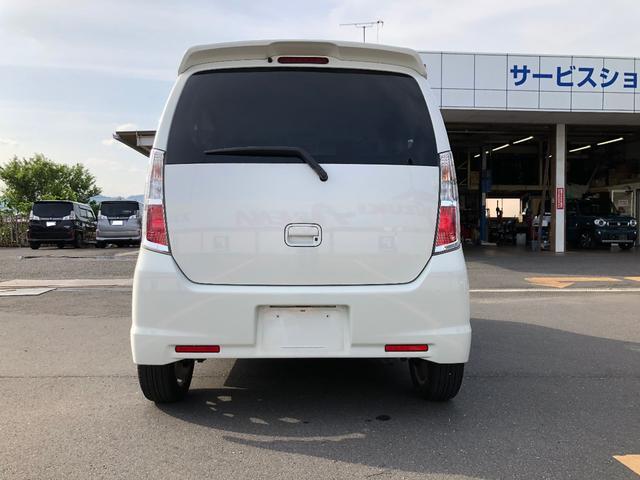 「スズキ」「ワゴンRスティングレー」「コンパクトカー」「岡山県」の中古車6