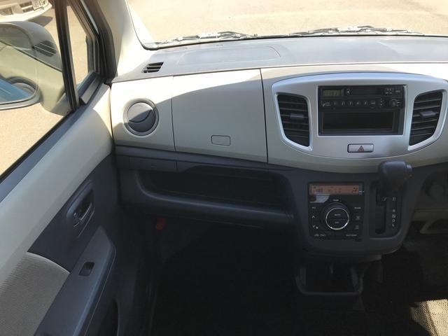 スズキ ワゴンR FX 軽自動車 インパネCVT 保証付 エアコン 4名乗り