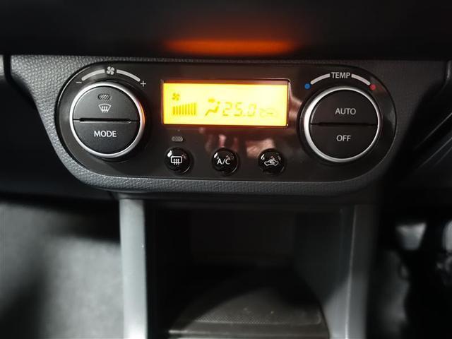 お好みの温度に設定すれば、自動で室内空間を快適に保ってくれるオ-トエアコンを装備
