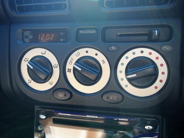 Vエディション 車高調 17インチAW 本革シート 5速MT(17枚目)