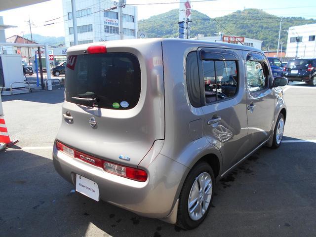 「日産」「キューブ」「ミニバン・ワンボックス」「岡山県」の中古車2
