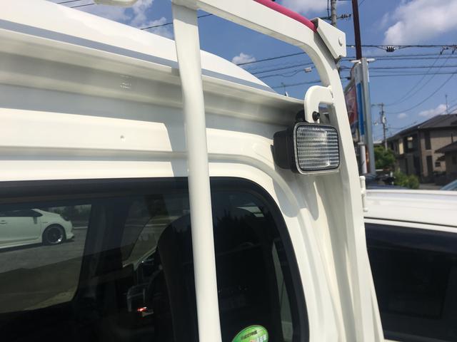 ダイハツ ハイゼットトラック ハイルーフ ワンオーナー キー照明