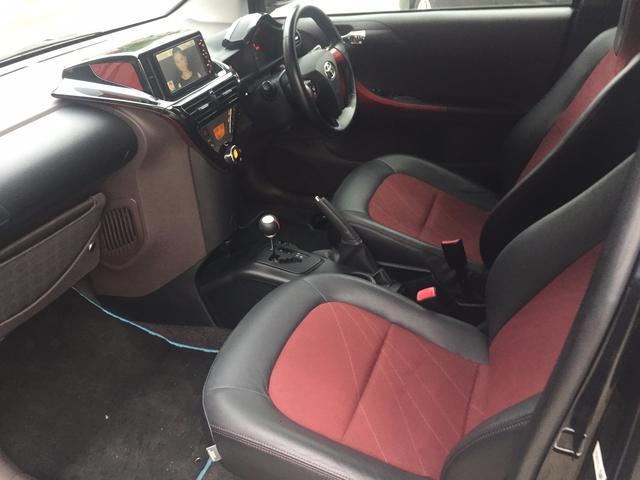 トヨタ iQ 130G レザーパッケージ スマートキー モデリスタエアロ