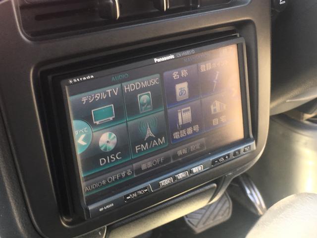 スズキ キャリイトラック AC PS AT 2WD HDDナビ TV ETC アルミ