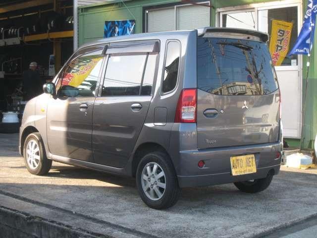 三菱 トッポ G ストラーダナビ ディスチャージライト キーレス