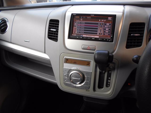 スズキ ワゴンR FXリミテッド ワンセグHDDナビ HIDヘッドライト