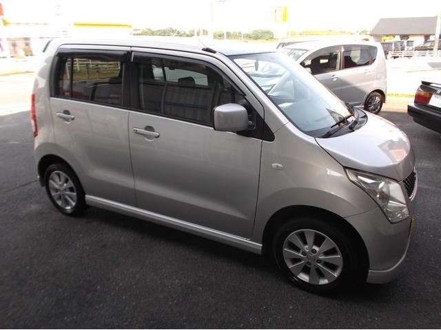 「スズキ」「ワゴンR」「コンパクトカー」「鳥取県」の中古車6