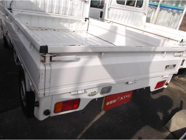 「スズキ」「キャリイトラック」「トラック」「鳥取県」の中古車7