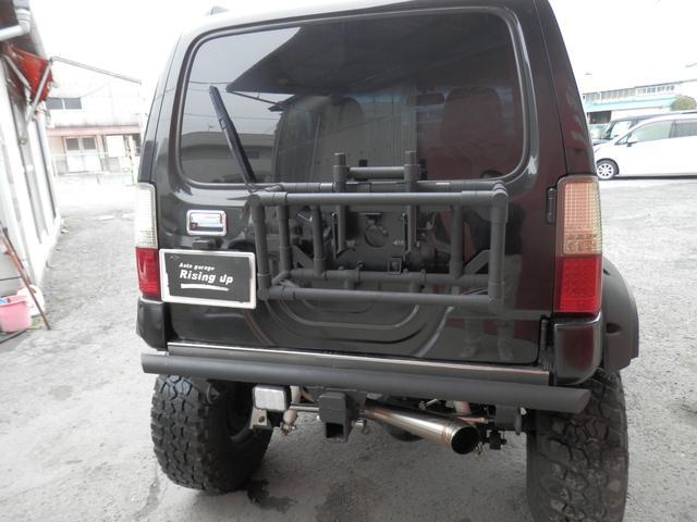 ベースグレード 4WD キーレス リフトアップ 社外マフラー(3枚目)