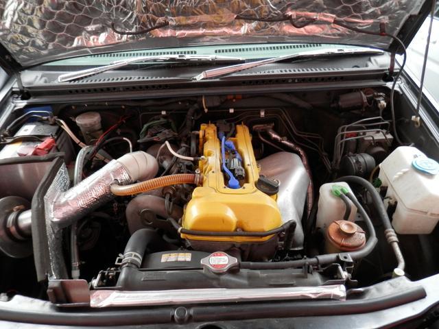 ベースグレード 4WD キーレス リフトアップ 社外マフラー(17枚目)