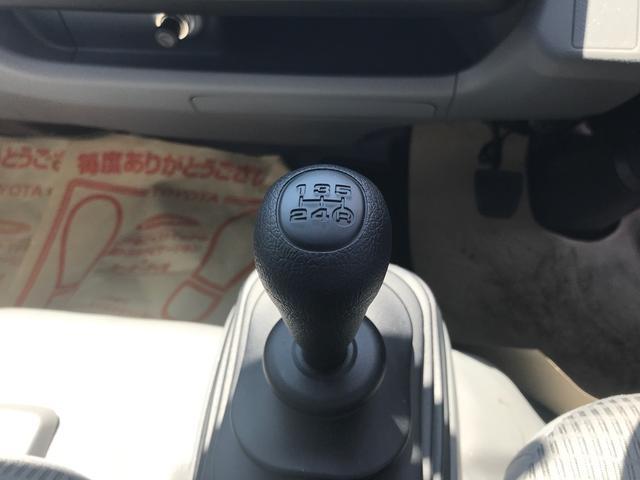 ジャストロー 1.45t積 トラック エアコン 5MT(11枚目)