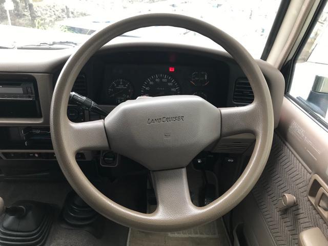 LX 4WD ディーゼルターボ 5速MT Tベルト交換済(17枚目)