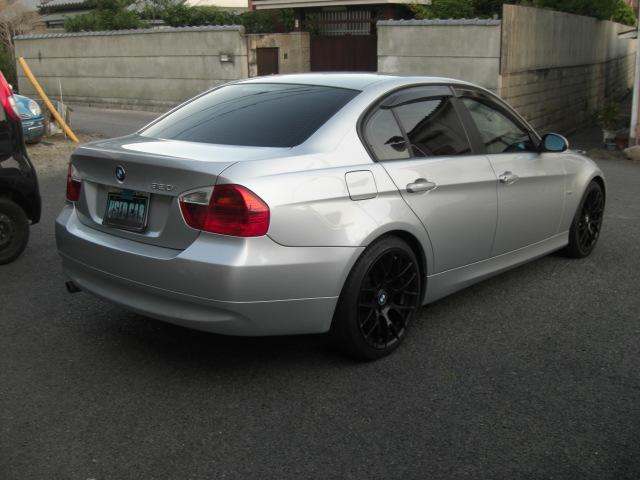 「BMW」「3シリーズ」「セダン」「岡山県」の中古車5