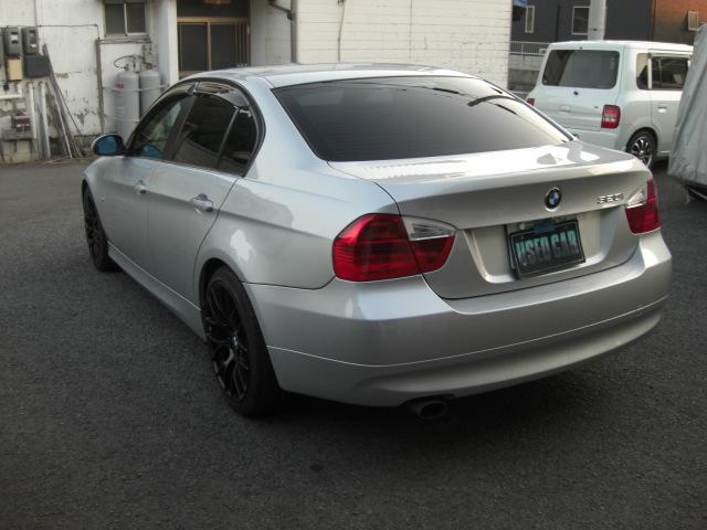「BMW」「3シリーズ」「セダン」「岡山県」の中古車7