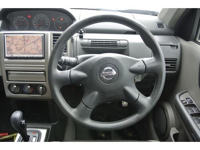 日産 エクストレイル 4WD Sドライビングギア ナビテレビ ETC