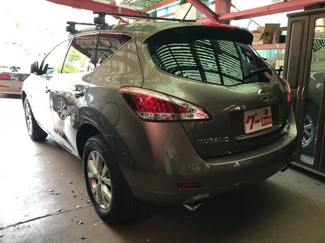 「日産」「ムラーノ」「SUV・クロカン」「山口県」の中古車16