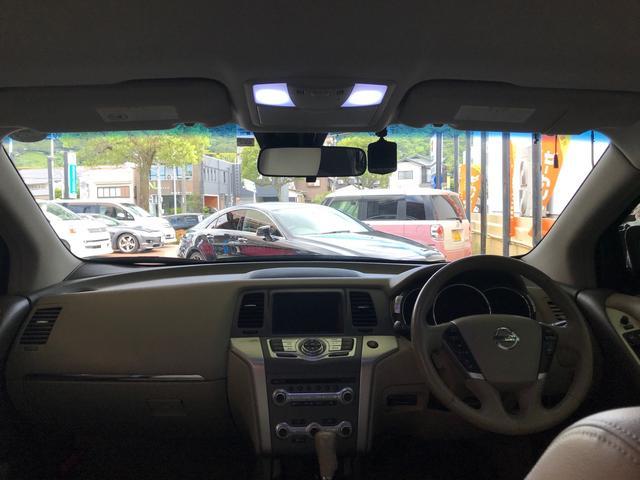 「日産」「ムラーノ」「SUV・クロカン」「山口県」の中古車23