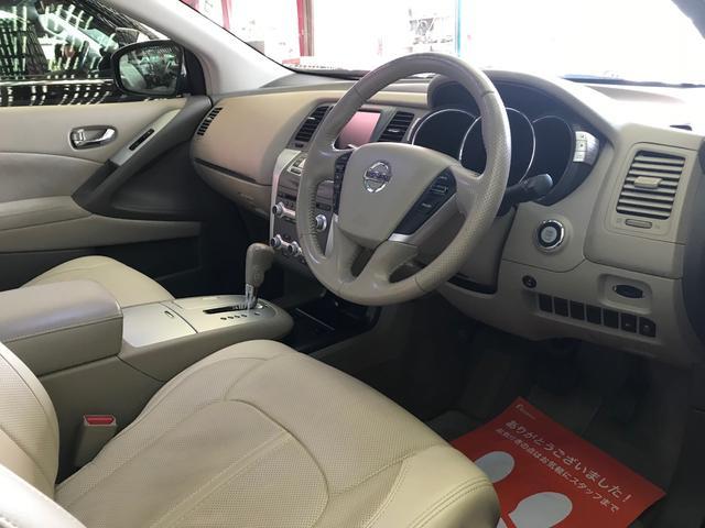 「日産」「ムラーノ」「SUV・クロカン」「山口県」の中古車26