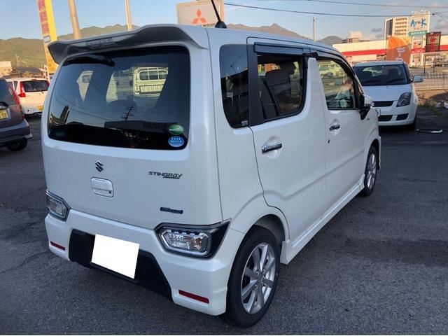 ハイブリッドX 軽自動車 LED ホワイト CVT AC(7枚目)