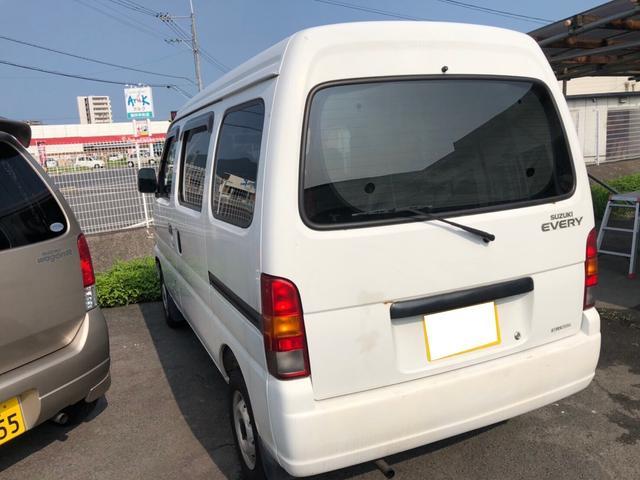 「スズキ」「エブリイ」「コンパクトカー」「山口県」の中古車4