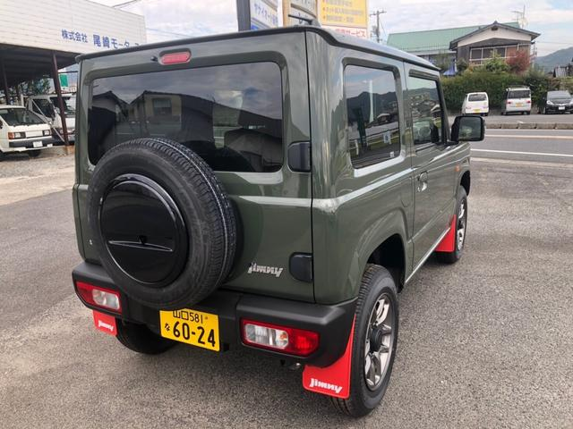 「スズキ」「ジムニー」「コンパクトカー」「山口県」の中古車11