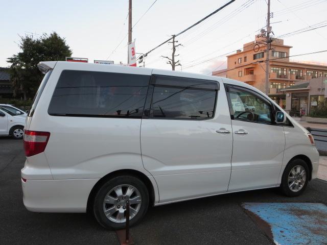 「トヨタ」「アルファード」「ミニバン・ワンボックス」「山口県」の中古車4