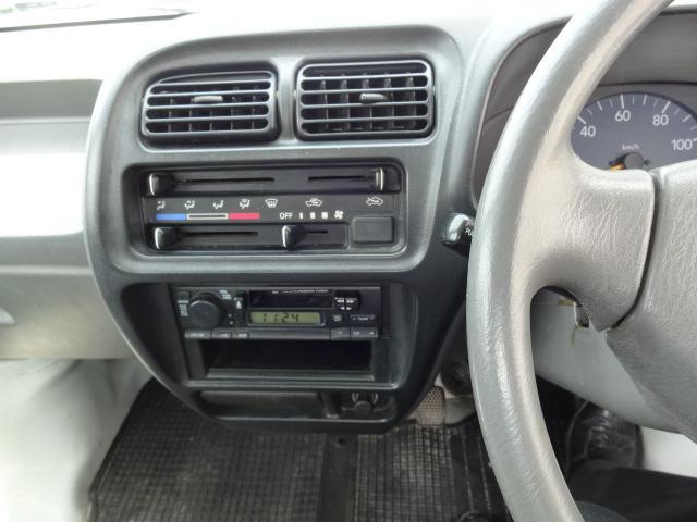 4WD エアコン・パワステ無しです。(12枚目)