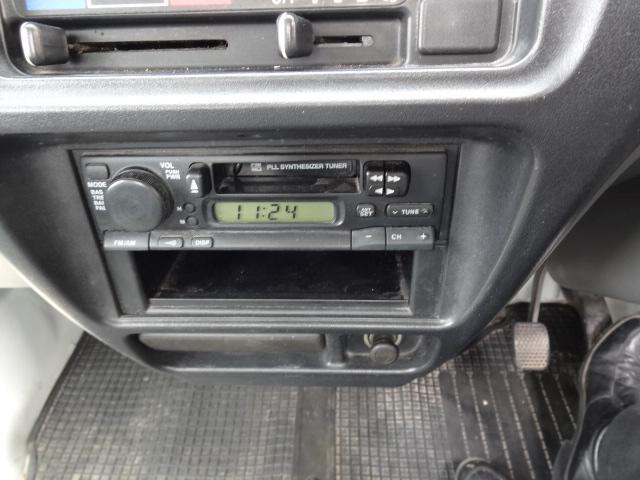 4WD エアコン・パワステ無しです。(15枚目)