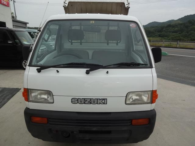 「スズキ」「キャリイトラック」「トラック」「山口県」の中古車2