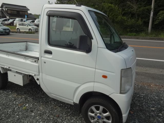 KC エアコン・パワステ・4WD 5MT(3枚目)