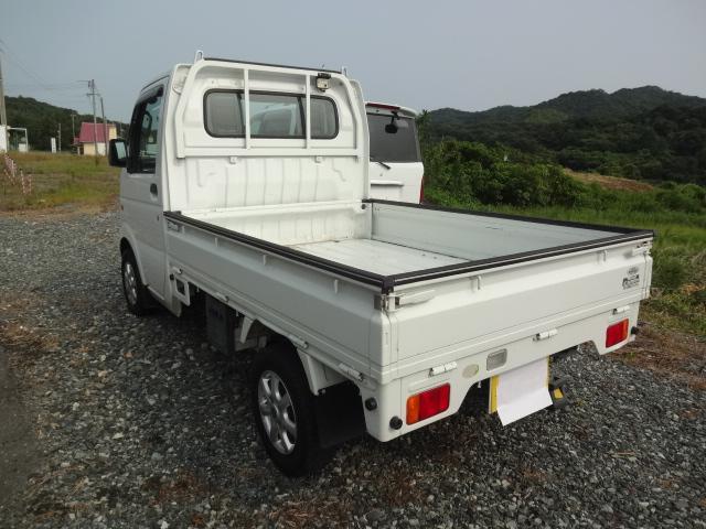 KC エアコン・パワステ・4WD 5MT(8枚目)